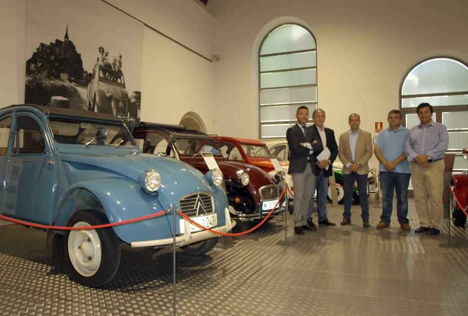 el museo de la automoci u00f3n de salamanca rinde homenaje al