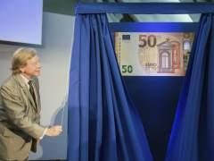 El nuevo billete de 50 euros