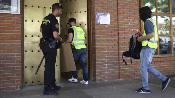 Registro en Torrejón por 'Termyca'