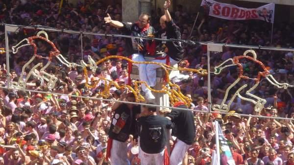 Fiestas de La Vaquilla 2013 en Teruel