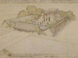 Rosenwald Foundation School (La Jolla, California). Unbuilt Project. 1928