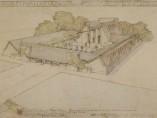 Rosenwald Foundation School (La Jolla, California). Unbuilt Project. 1928