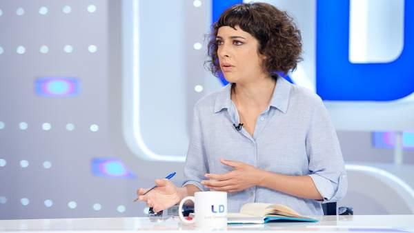 TITULARES Y FOTOS Entrevista Alexandra Fernández, Diputada Electa De En Marea (U