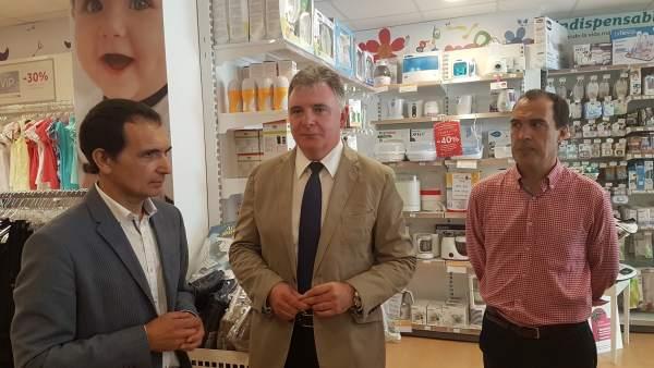 Francisco José Romero y Ceada visitan Esoluan