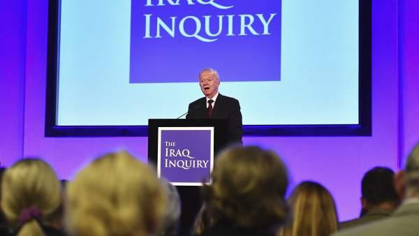 Informe Chilcot, guerra de Irak.