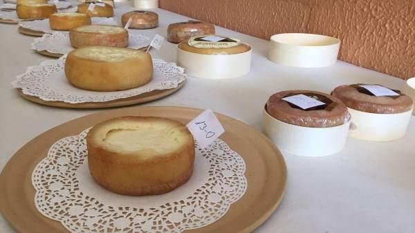 Quesos de Torta del Casar