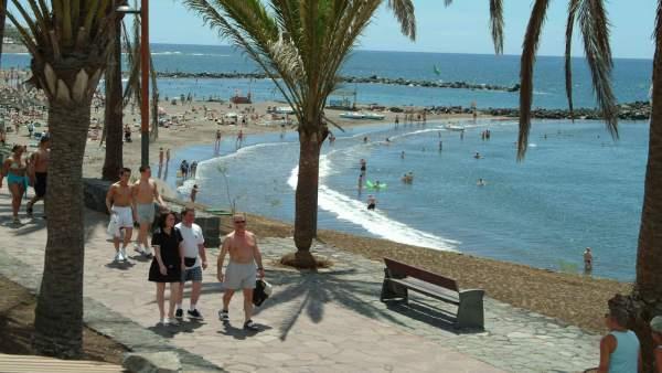 Playa de Troya, Adeje (Tenerife)