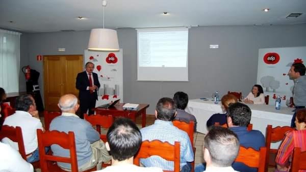 Presentación proyecto EDP