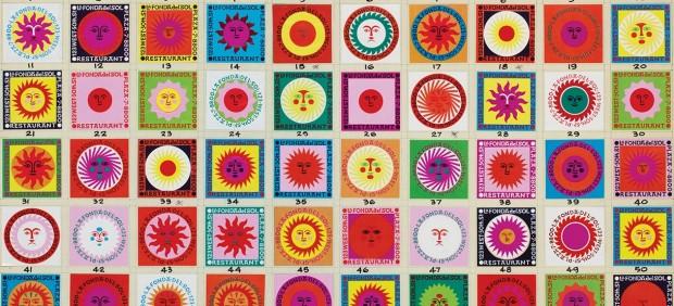Alexander girard pionero del dise o tnico y cosmopolita - Disenos textiles del mediterraneo ...