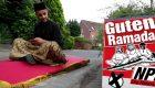 Una alfombra mágica contra el racismo en Alemania