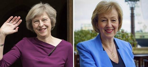 May y Leadsom