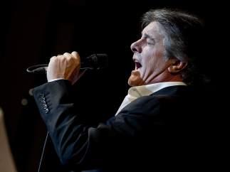 El cantante Francisco