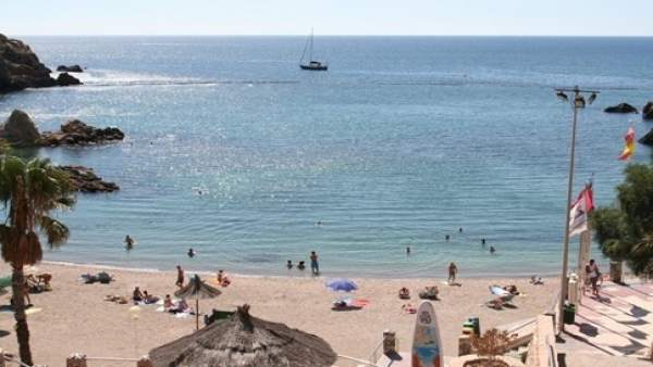 Playa Cala Cortina