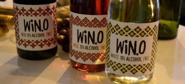 WIN.0, vino sin alcohol