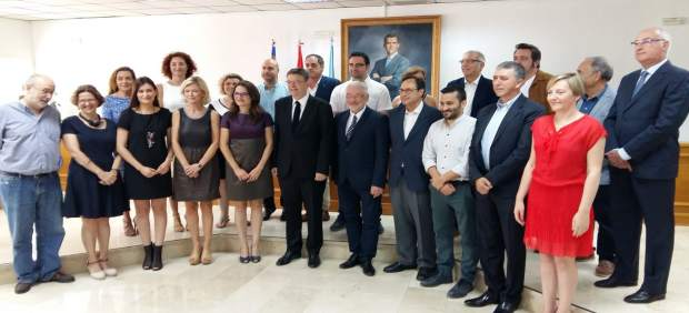 El Consell en Torrevieja