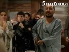 Siete años y medio de cárcel para un actor de 'El Principe'