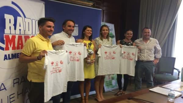 El Circuito Provincial de Fútbol Playa 2016 espera aumentar la participación.