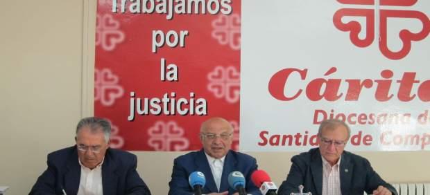 Cáritas De Santiago Ha Presentado Sus Cuentas De 2015