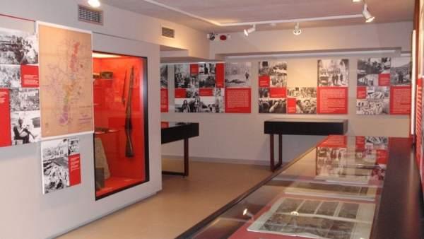 Centro de Interpretación de la Guerra Civil en Aragón