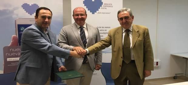 Jaén se adhiere a Andalucía Compromiso Digital