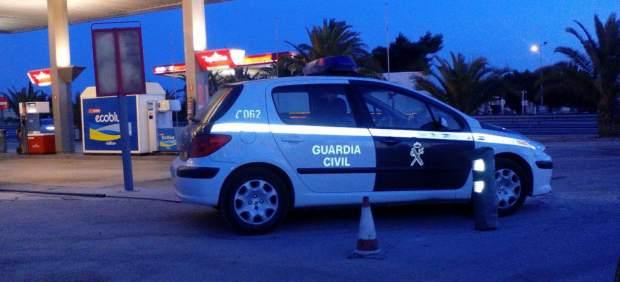 Coche patrulla en Novelda