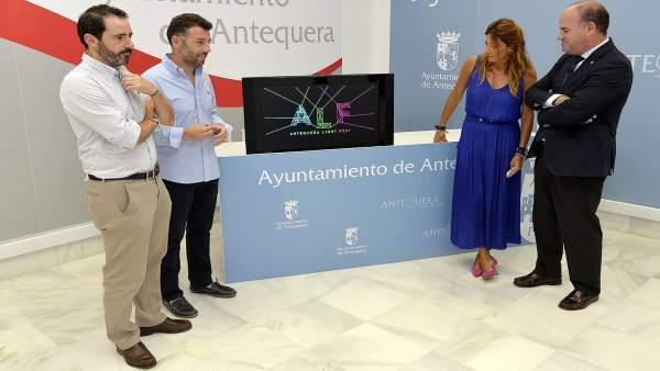 Presentación 'Antequera Light Fest'