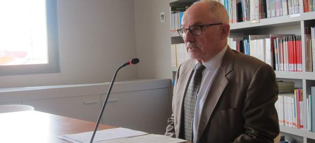 Rueda de prensa del Síndic de Greuges, Rafael Ribó