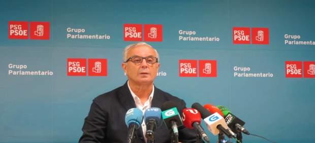Pachi Vázquez renuncia a su escaño del PSdeG en el Parlamento
