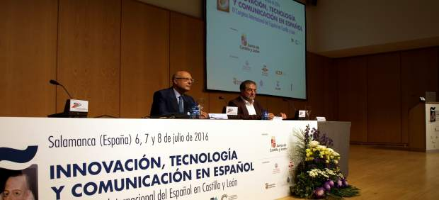 Celebración del IV Congreso Internacional del Español en Salamanca