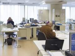 Oficinas de la Audiencia Provincial de la Comunidad de Madrid, funcionarios
