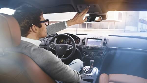 Conductor, coche, vehículo