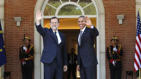 Obama, con Rajoy