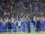 Celebración Islandia