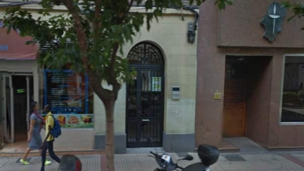Suceso en Zaragoza