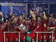 Portugal gana la Eurocopa tras un gol en la prórroga