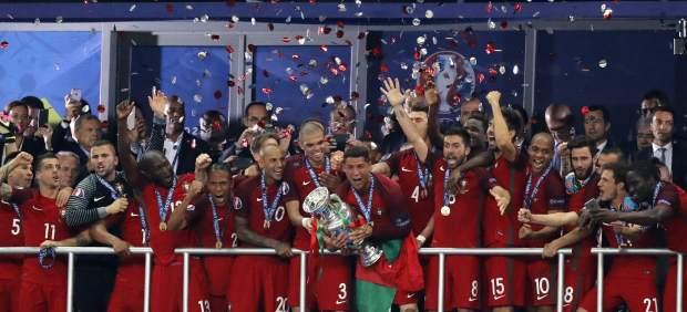 Portugal, campeona