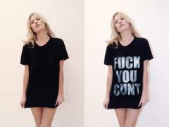 Camiseta antipaparazzi