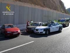 Diez muertos en las carreteras españolas desde el viernes