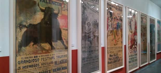 Exposición 'Bous en la paret' en el MuVIM en Valencia
