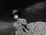 Terence Donovan - French Elle, 2 September 1965, 'Les Manteaux arts modernes', Coat by Pierre Cardin