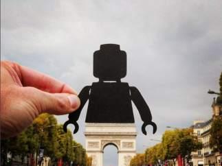 Transformando el mundo con figuras de papel