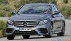 Esquiva del Mercedes-Benz Clase E