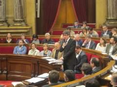 El Parlament desafía al Constitucional y aprueba el inicio del plan de desconexión