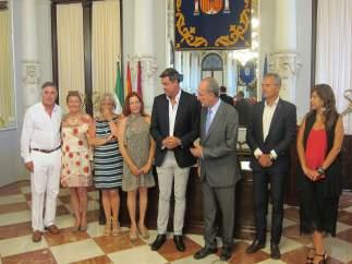 De la Torre, María José Valenzuela, Daniel Hierrezuelo