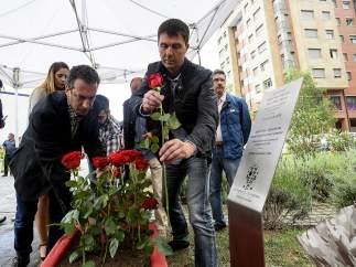 EH Bildu acude por primera vez en 19 años al homenaje de Miguel Ángel Blanco