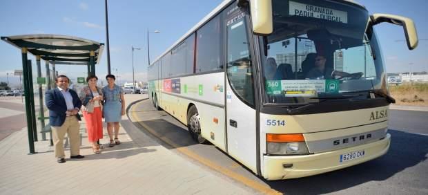 Autobús del PTS