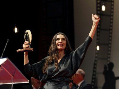 Ángela Molina, Premio Nacional de Cinematografía