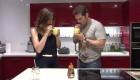 Isasaweis cocina con Manu Tenorio el smoothie 'Verde de envidia'