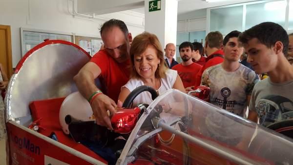 Vehículo clasificado en la 'Shell-Marathon Europe'