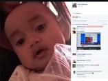 Bebé perdido en Niza